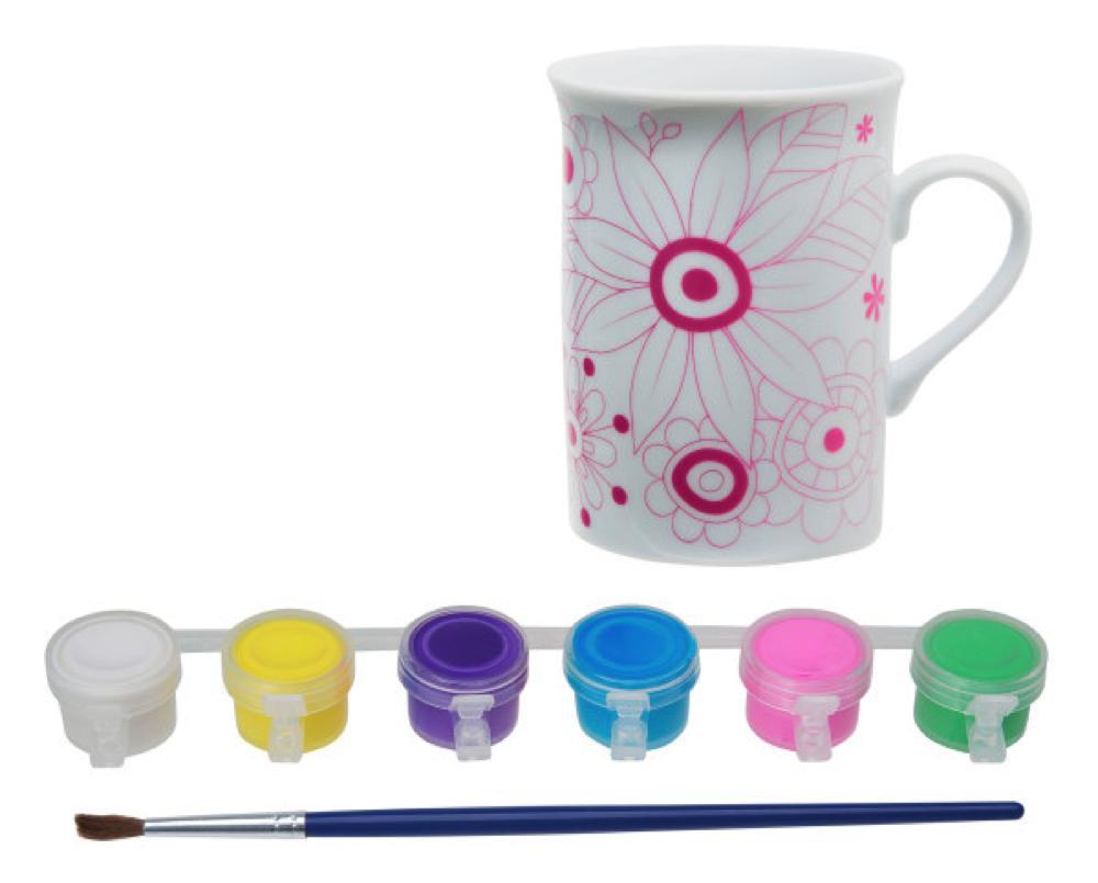 Paint & Sip Ceramic Mug™
