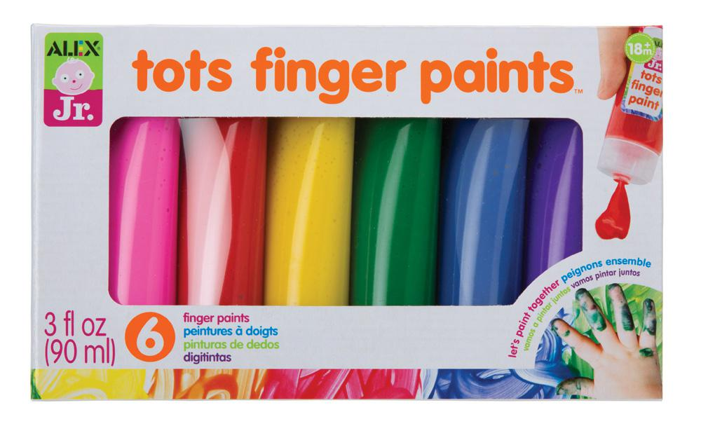 Tots Finger Paint
