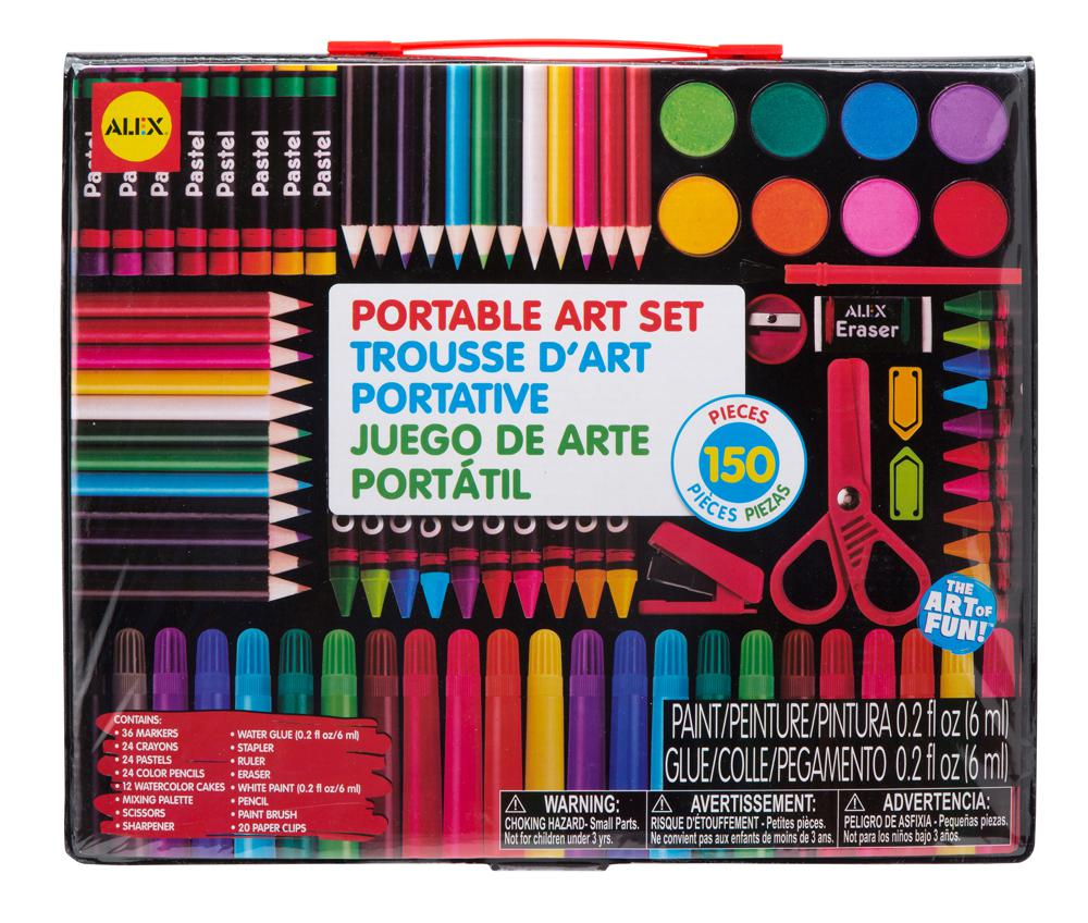 Portable Art Set
