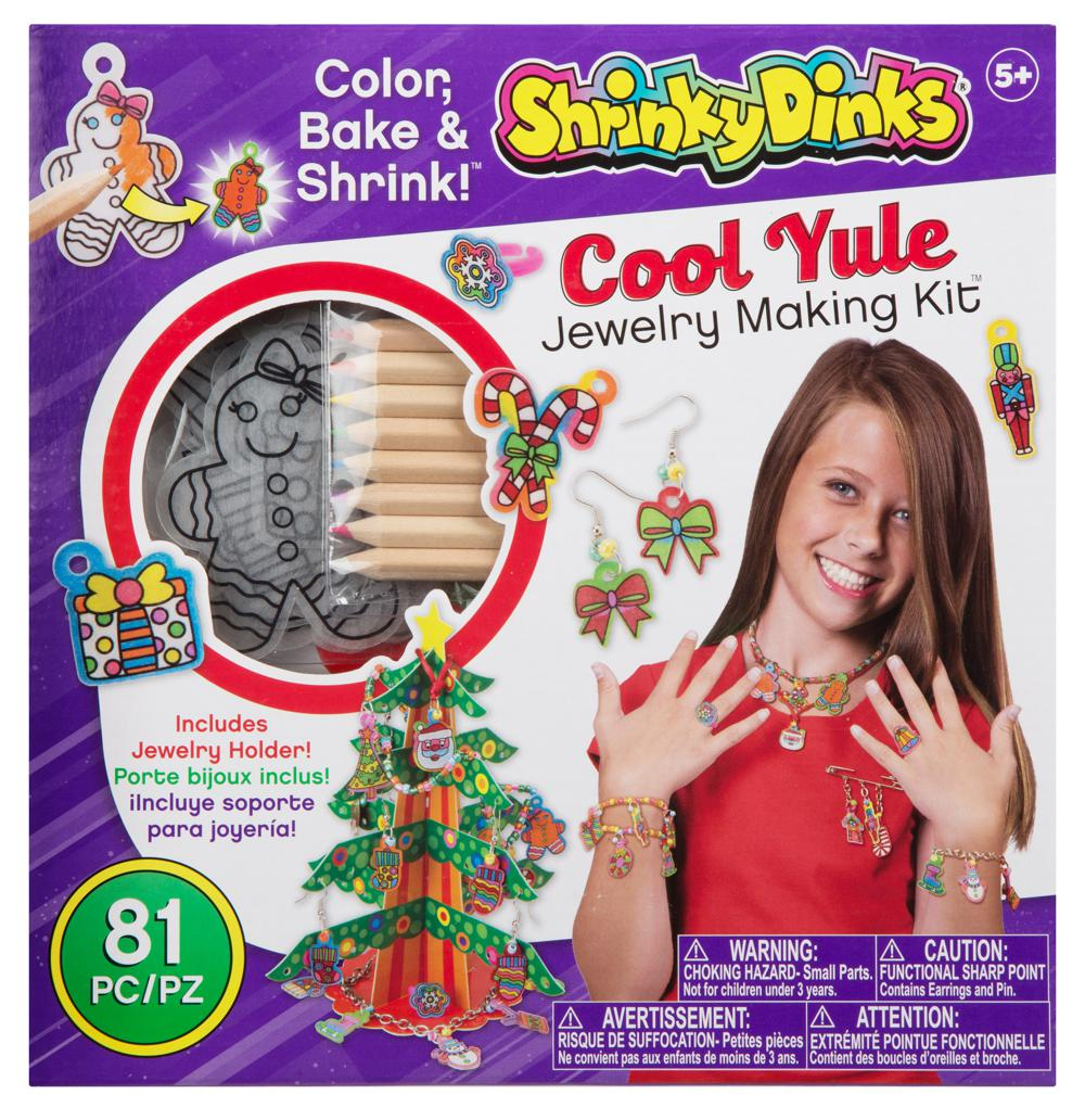 Shrinky Dinks® Cool Yule Jewelry™