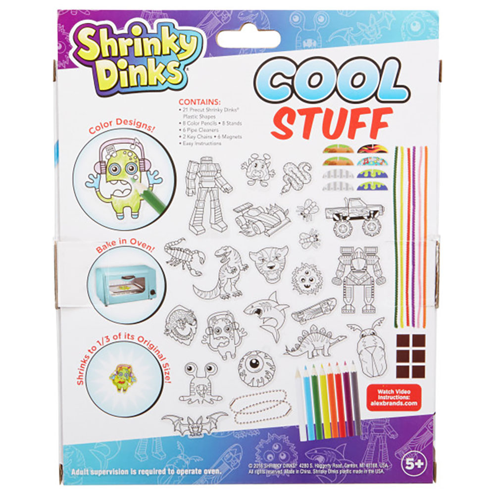 Shrinky Dinks® - Cool Stuff