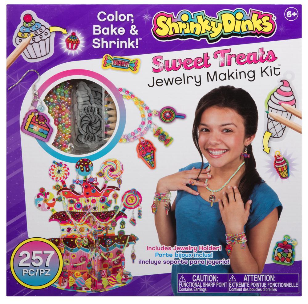 Shrinky Dinks® Sweet Treats Jewelry English version