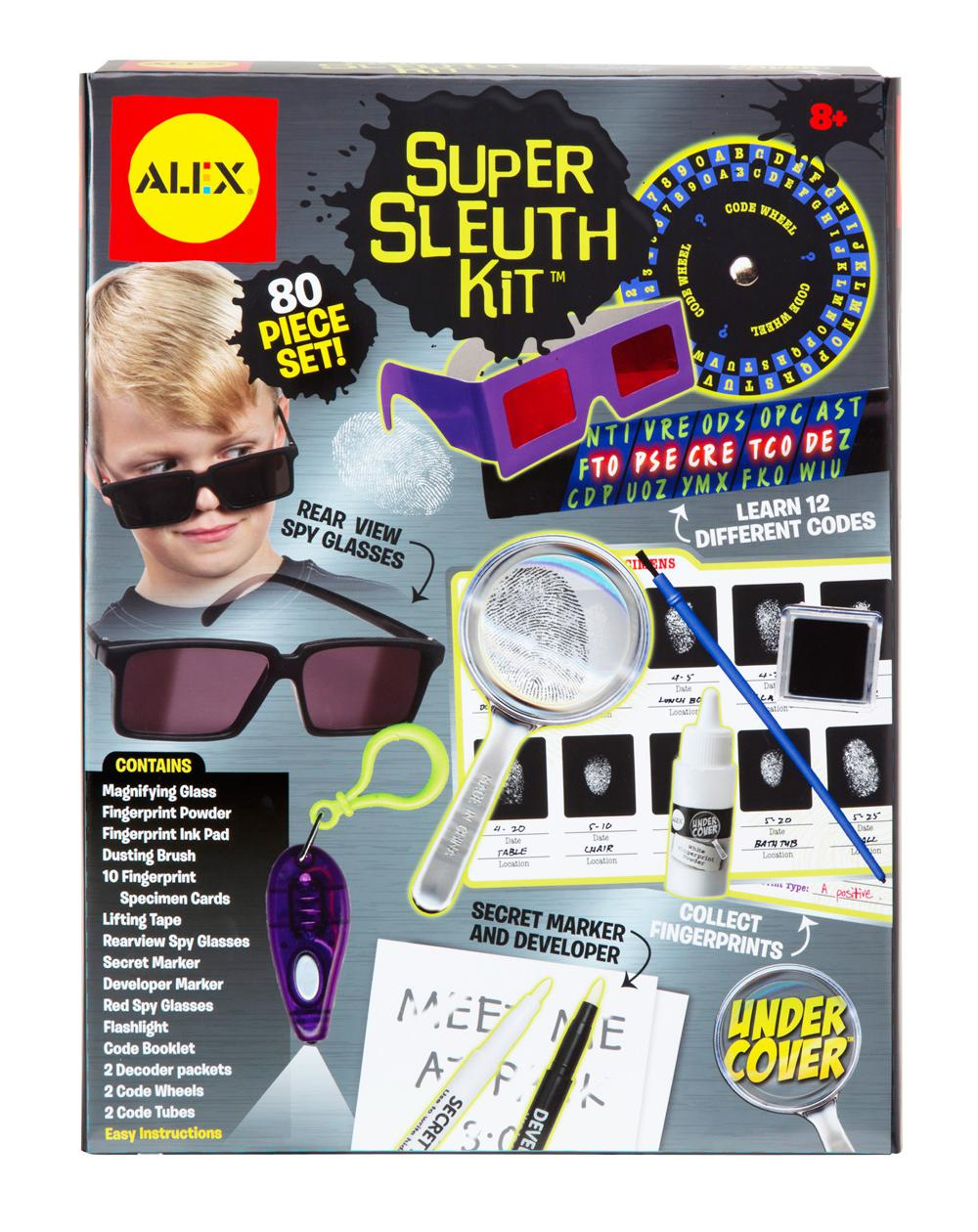 Super Sleuth Kit™ English version