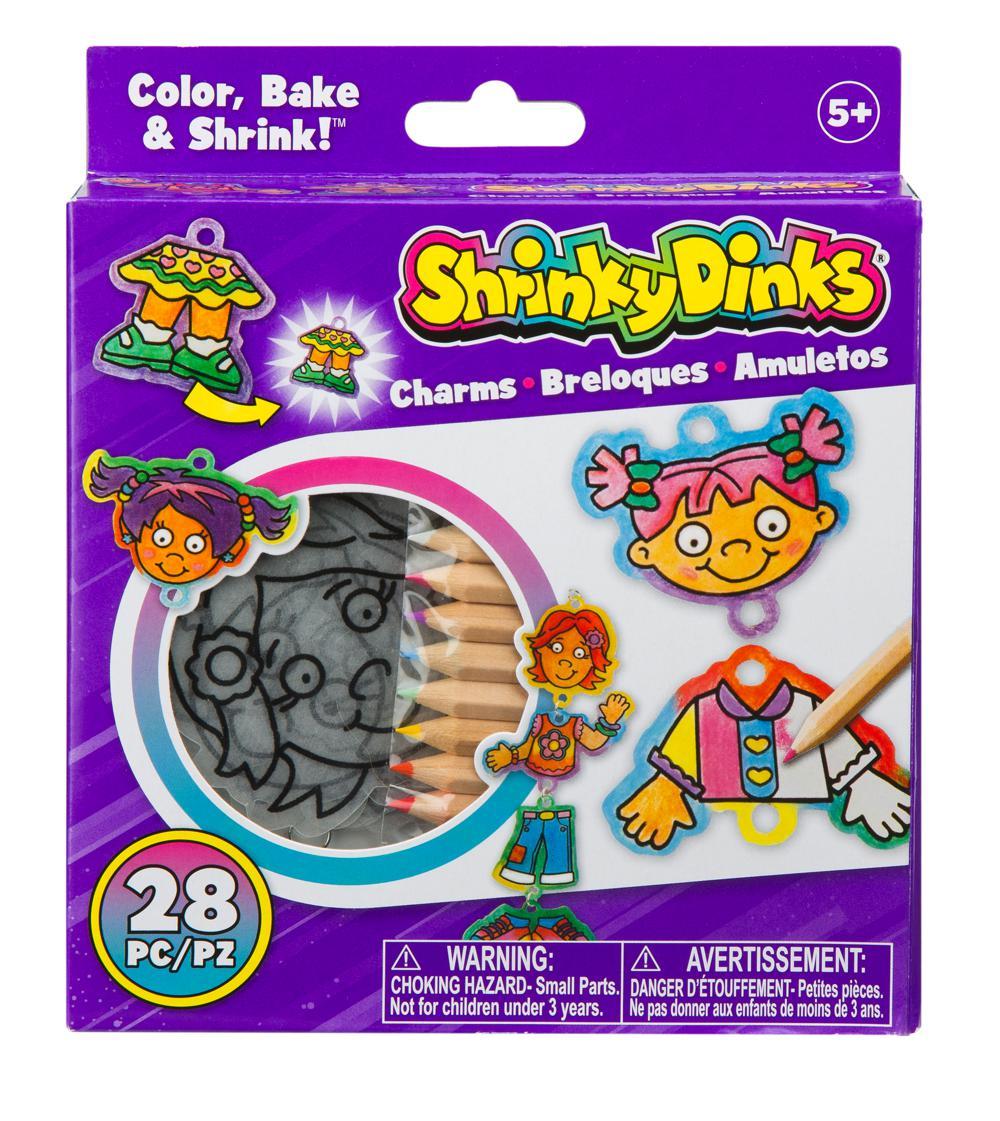 Shrinky Dinks - Breloques
