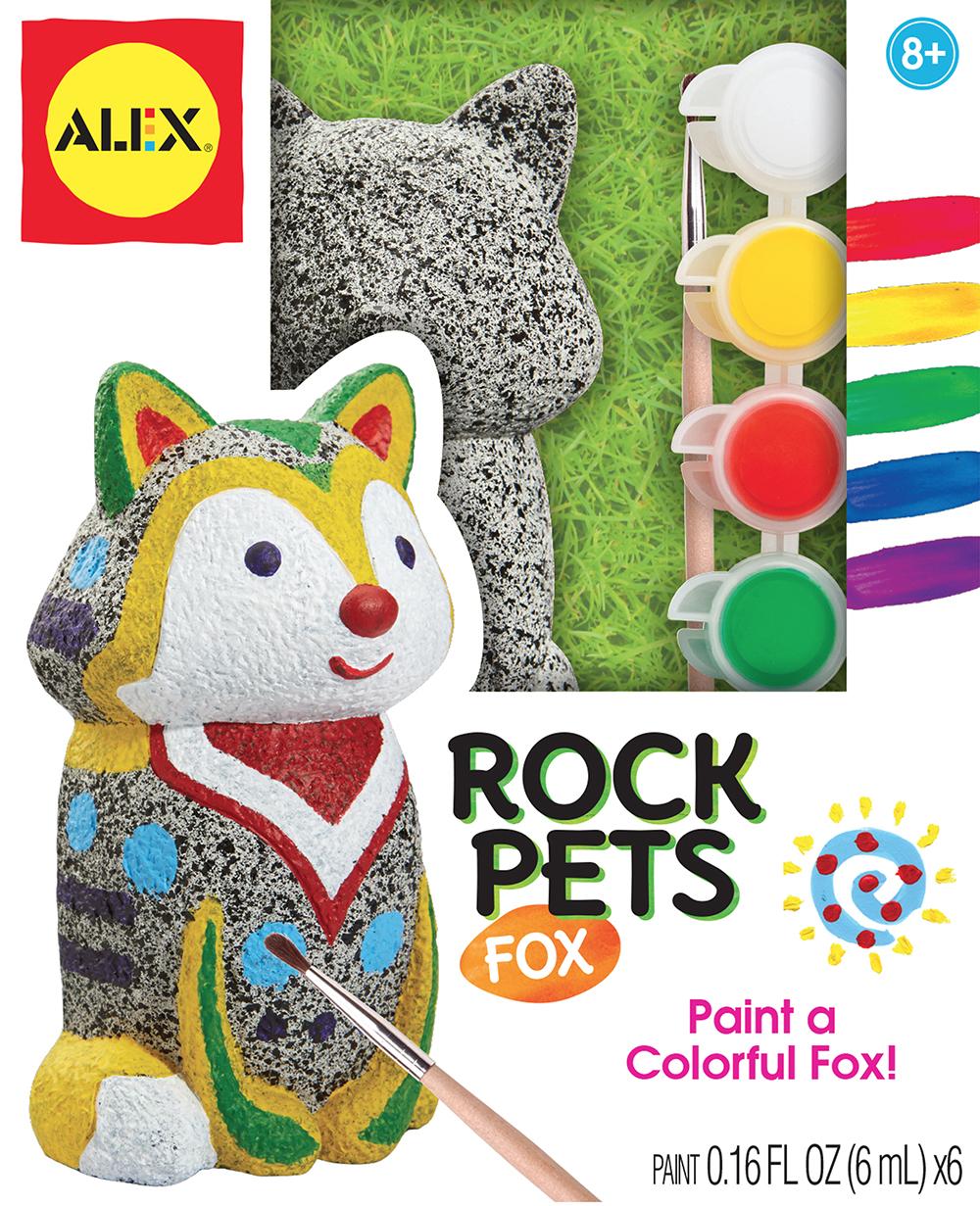 ALEX Toys Craft Rock Fox