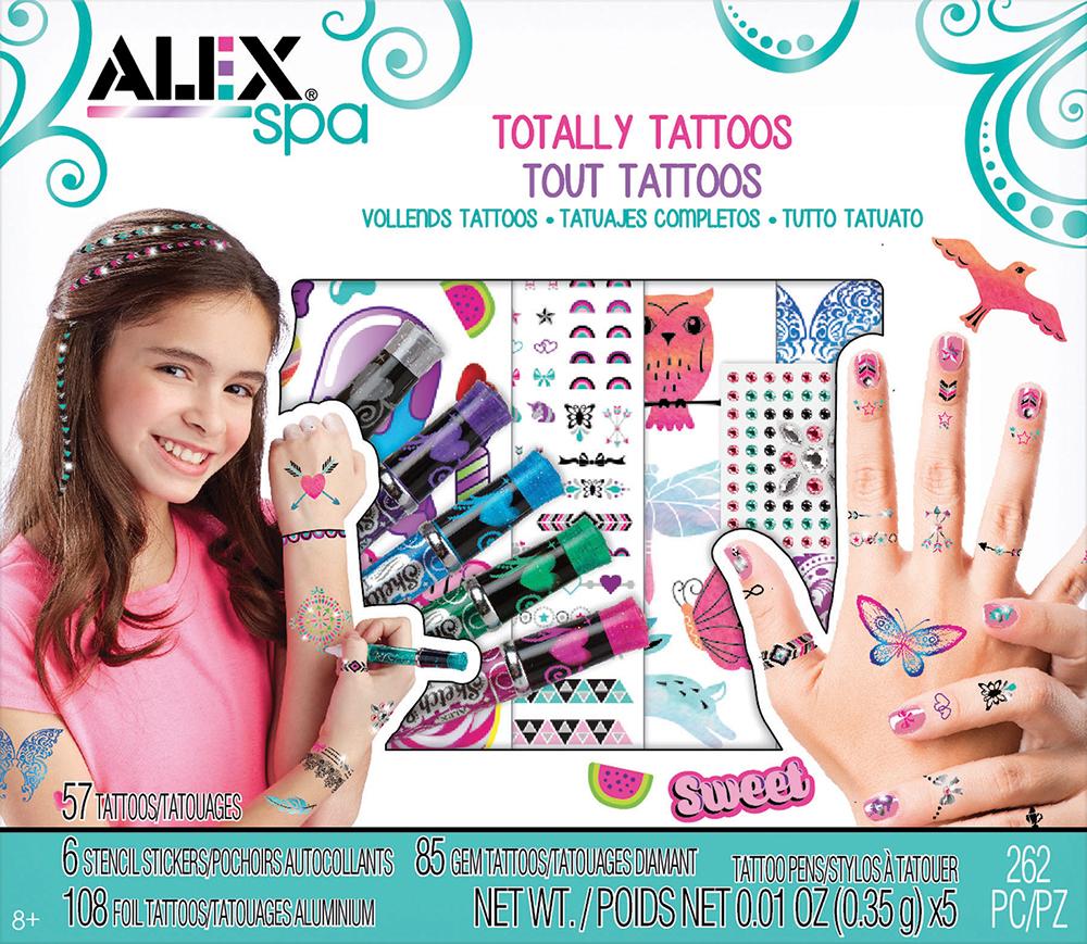 Alex - Spa Totally Tattoos