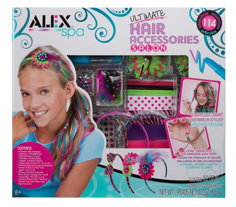 Ultimate Hair Accessories Salon™