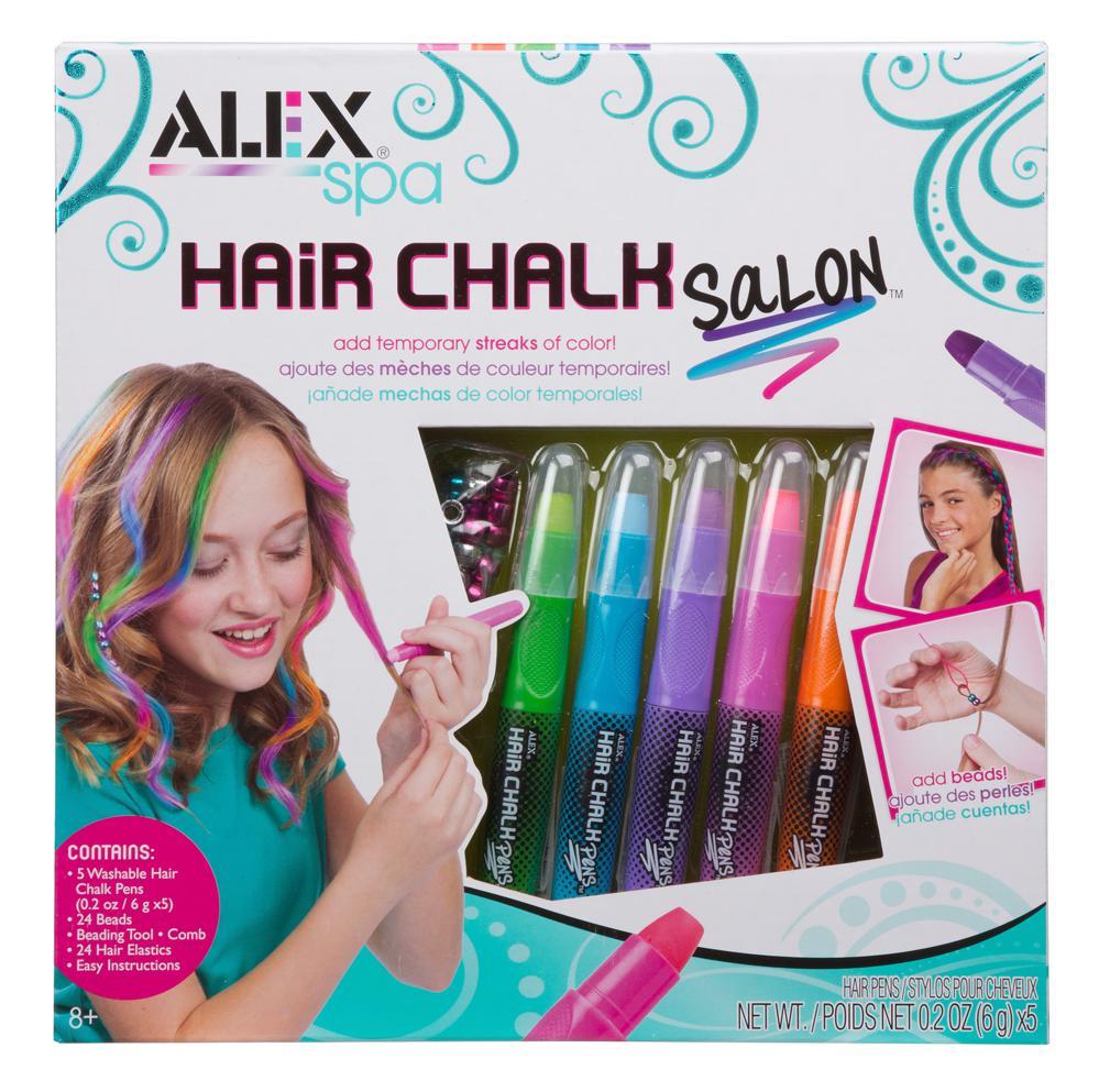 Alex - Spa Hair chalk salon