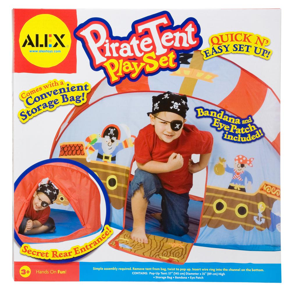 Pirate Tent Play Set™
