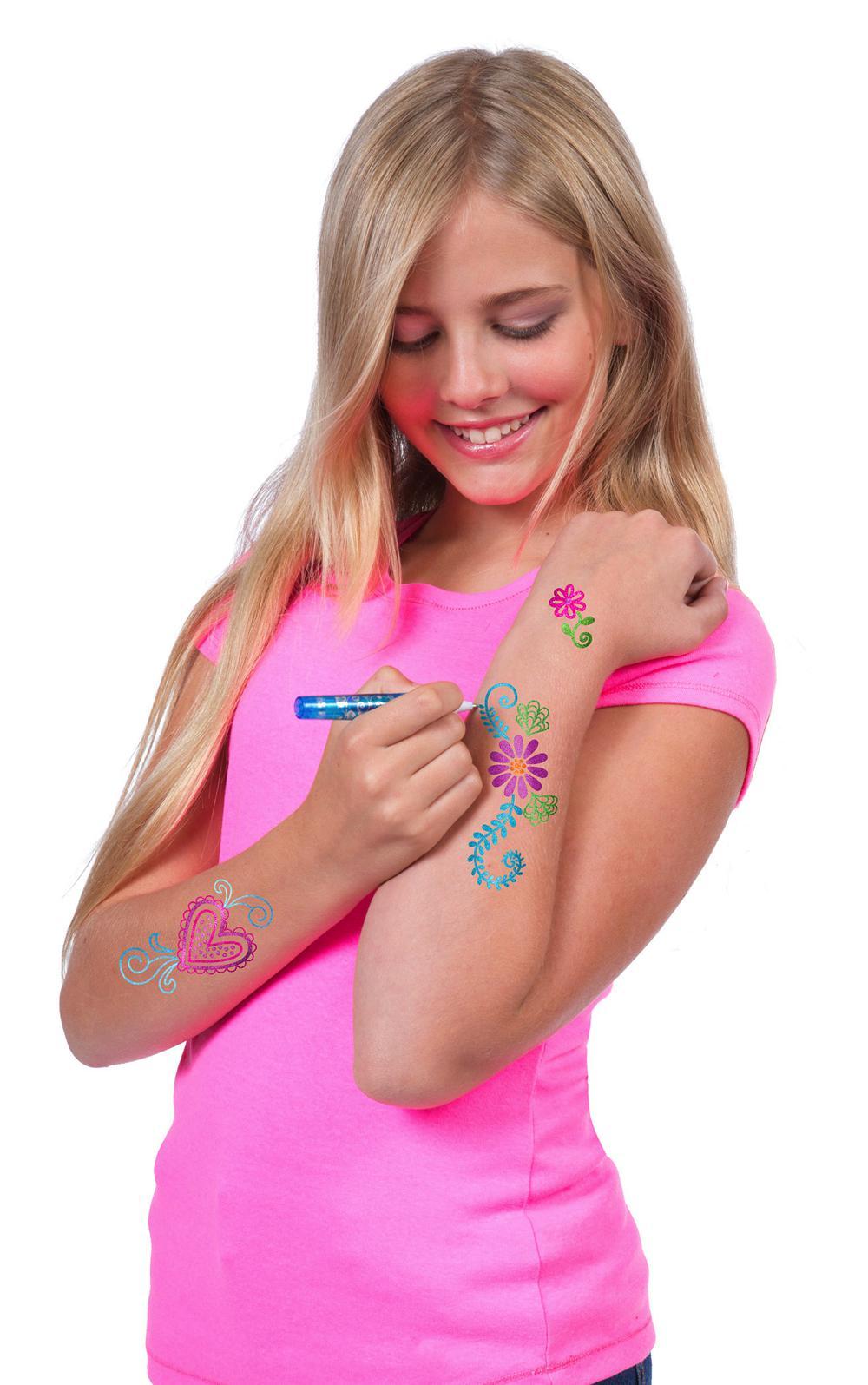 Ensemble de 6 crayons pour tatouages