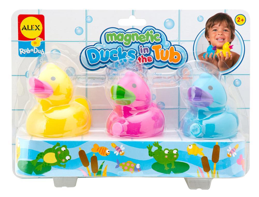 3 Magnetic Ducks