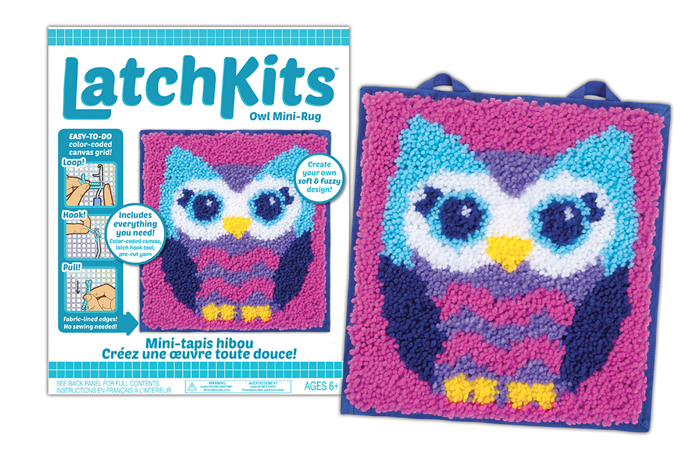 Latchkits Owl
