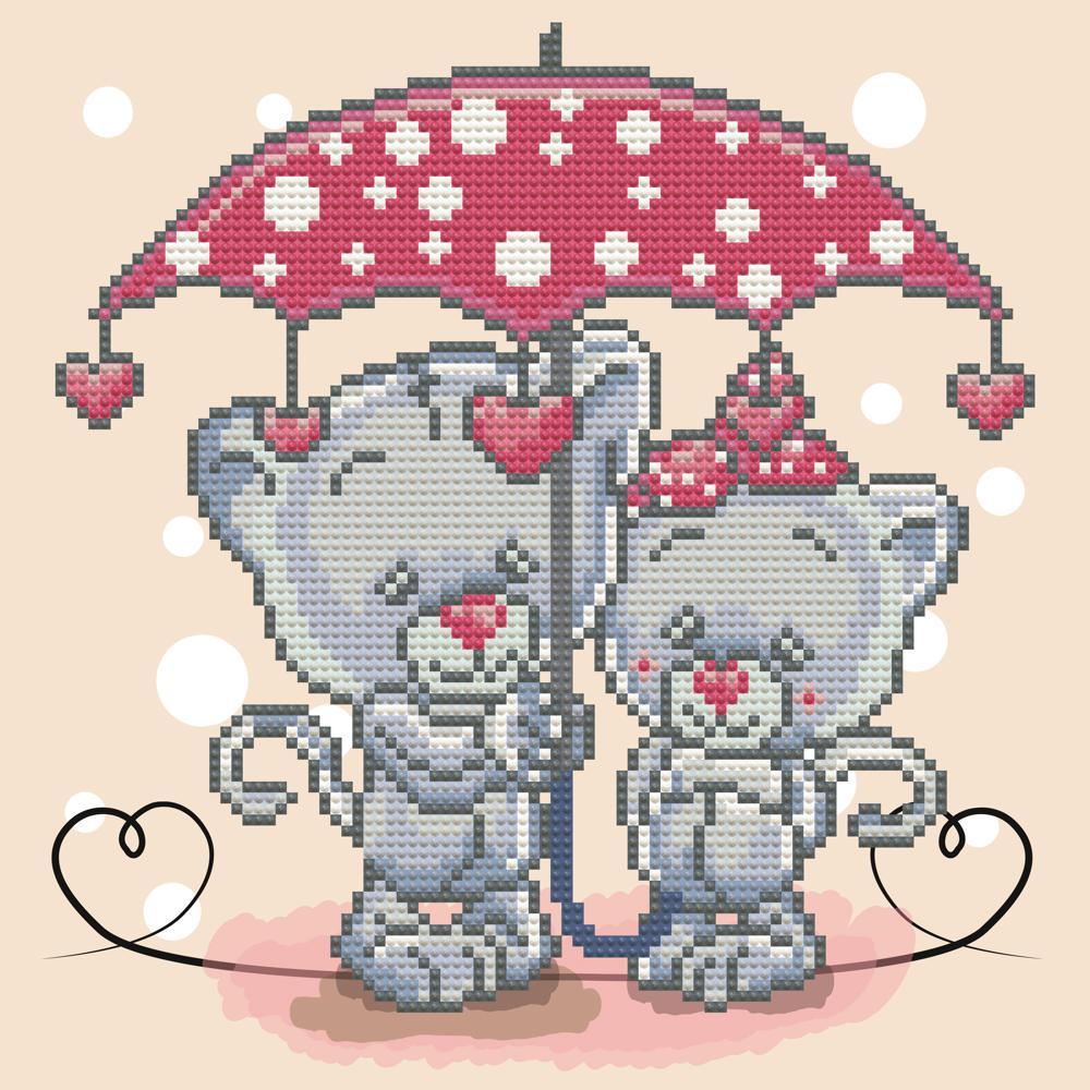 DOTZ BOX - Its raining love -Large
