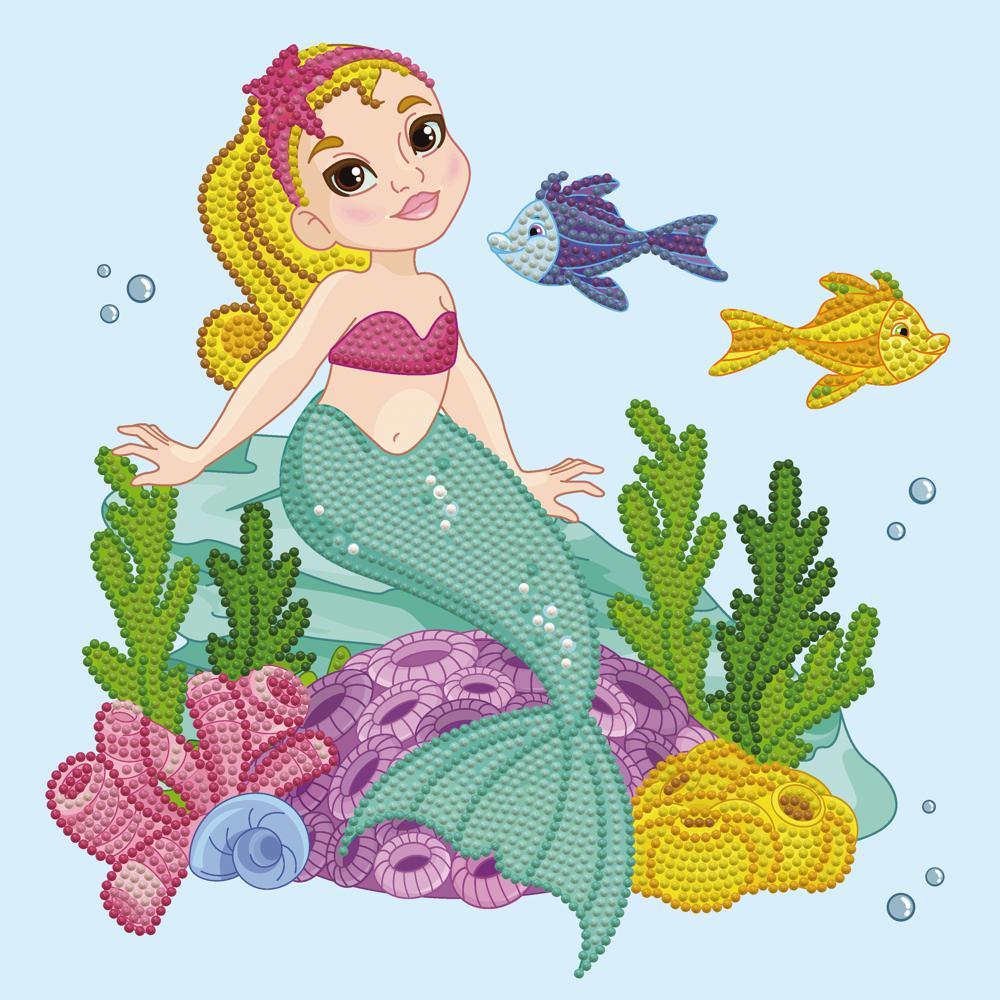 DOTZ BOX - Little Mermaid -Large