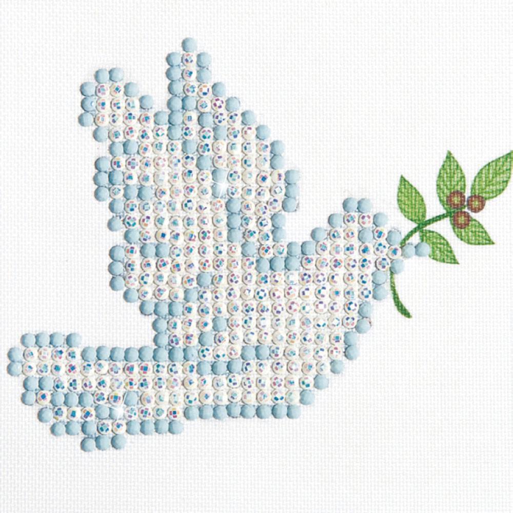 Diamond Dotz - Dove Of Peace