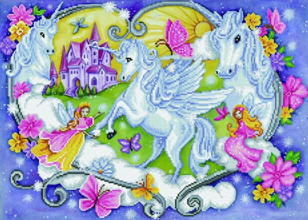 Diamond Dotz - Princess Magic