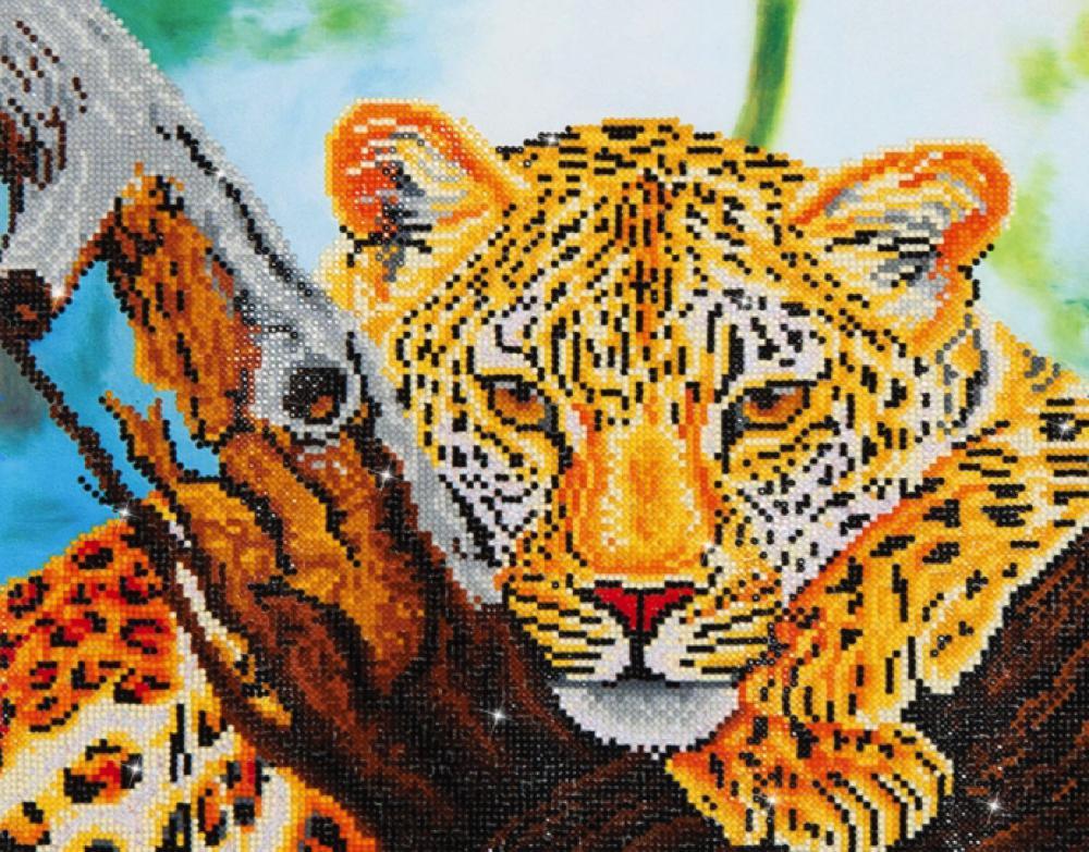 Diamond Dotz - Leopard Look