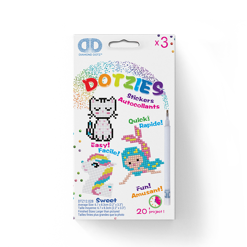DOTZIES - Sweet Stickers