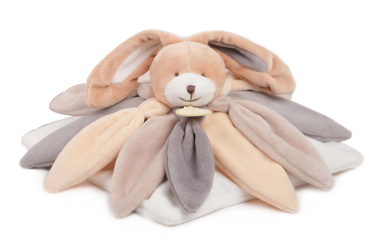 Le Collector - Doudou Rabbit brown 28 cm