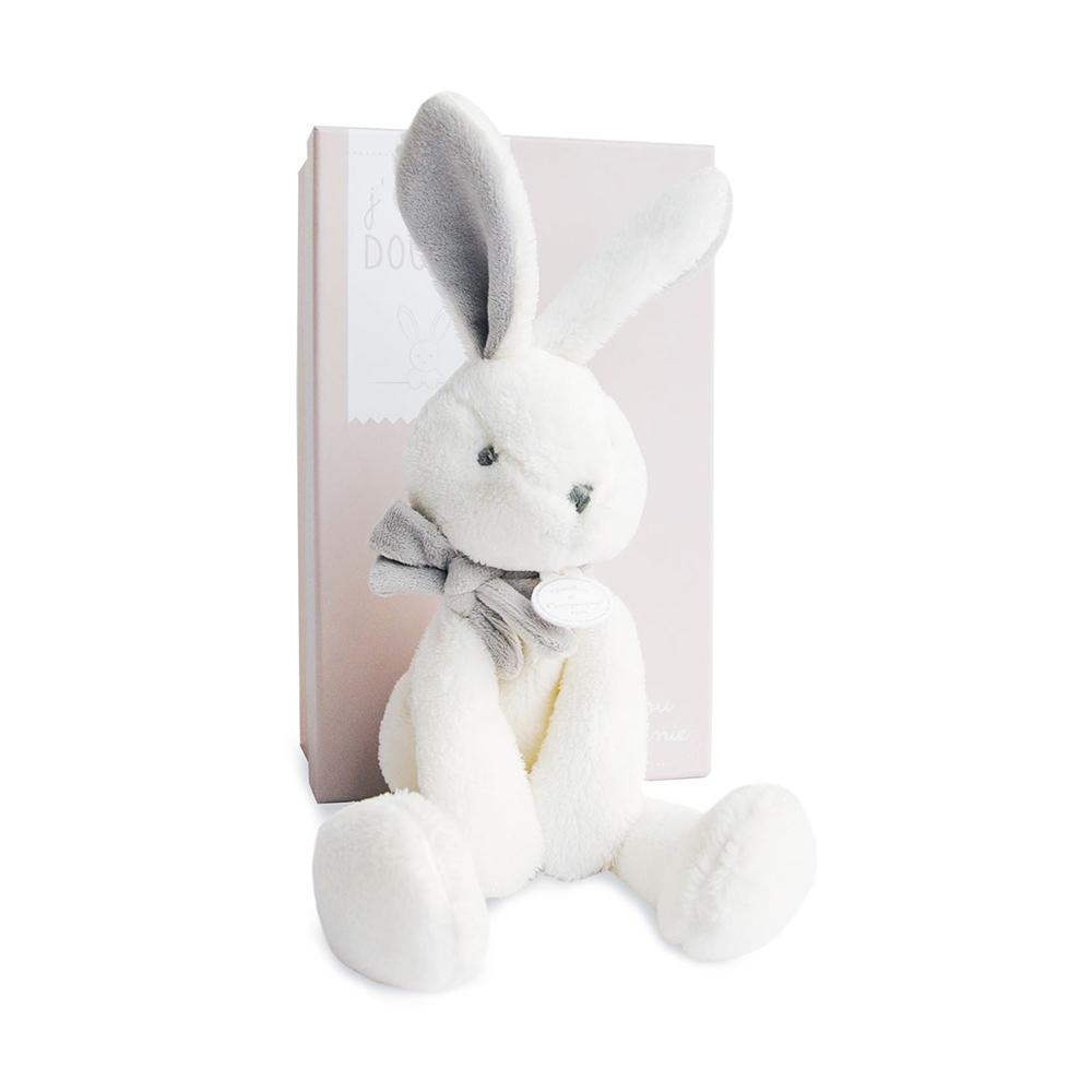 Doudou - Rabbit Chic 30 cm Brown