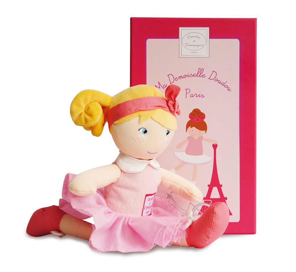 Demoiselles de Doudou - Paris-Louise 28 cm
