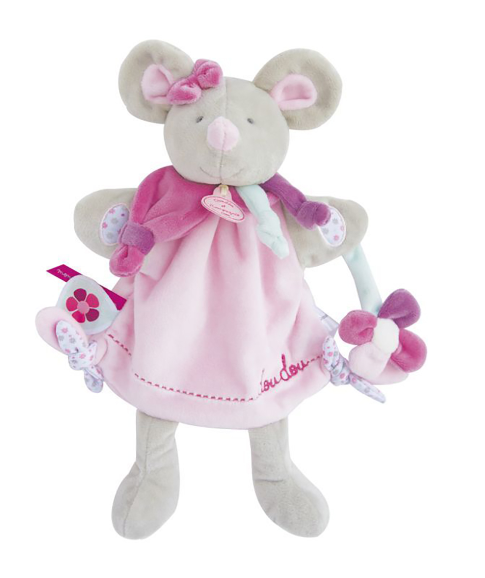 Puppet - Mouse Pearly 28 cm