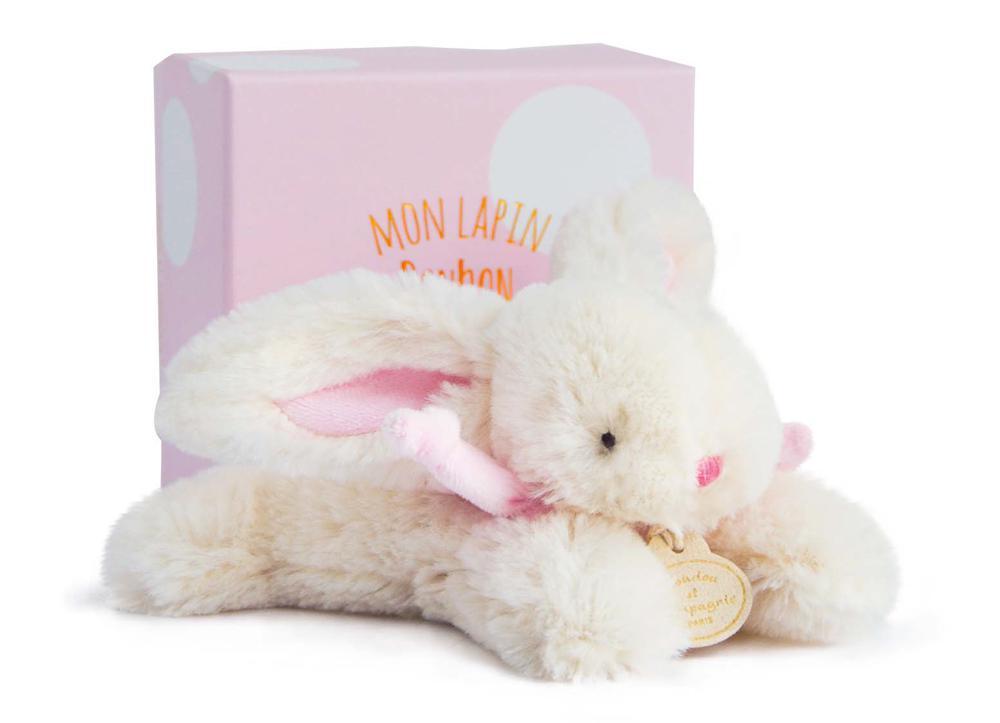 Doudou Tendre - Lapin Bonbon pink 16 cm