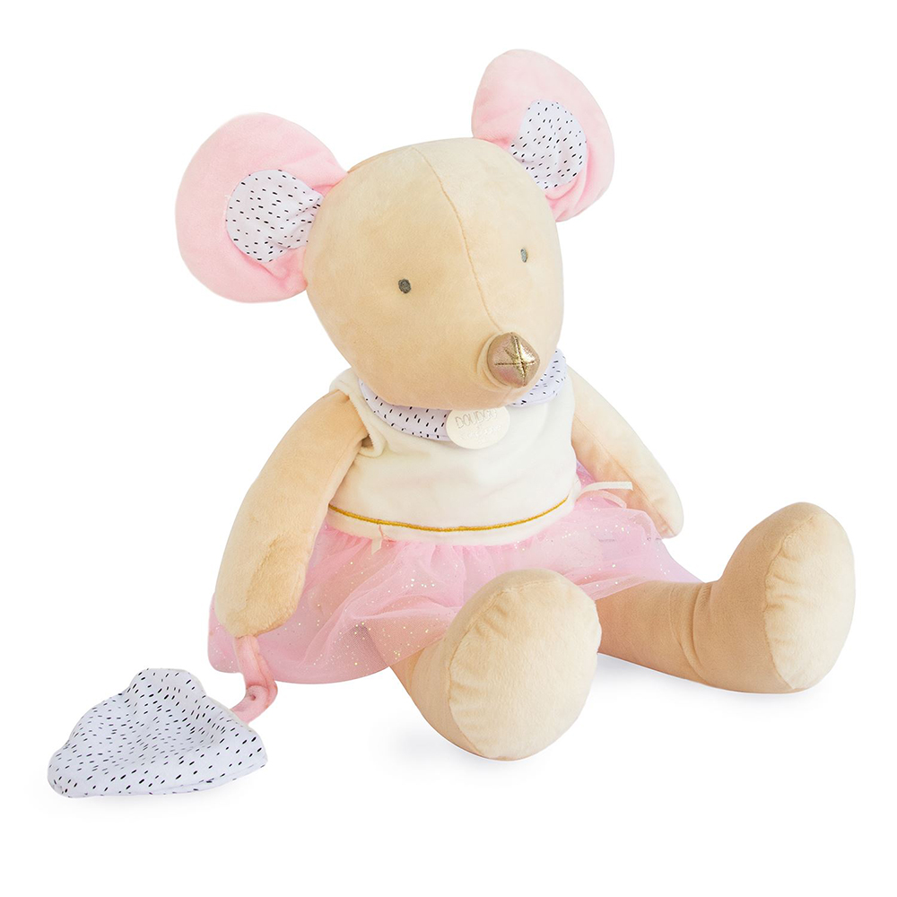 Doudou Tooth Fairy - Suzie rose 50 cm