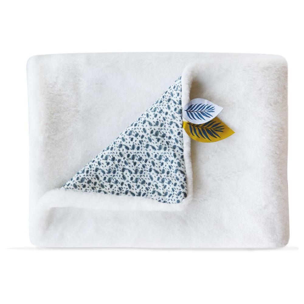Plaid Douceur - Blanket Koala White