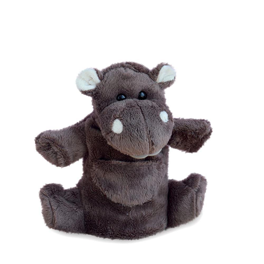 Classic Hand Puppet - Hippo 25 cm
