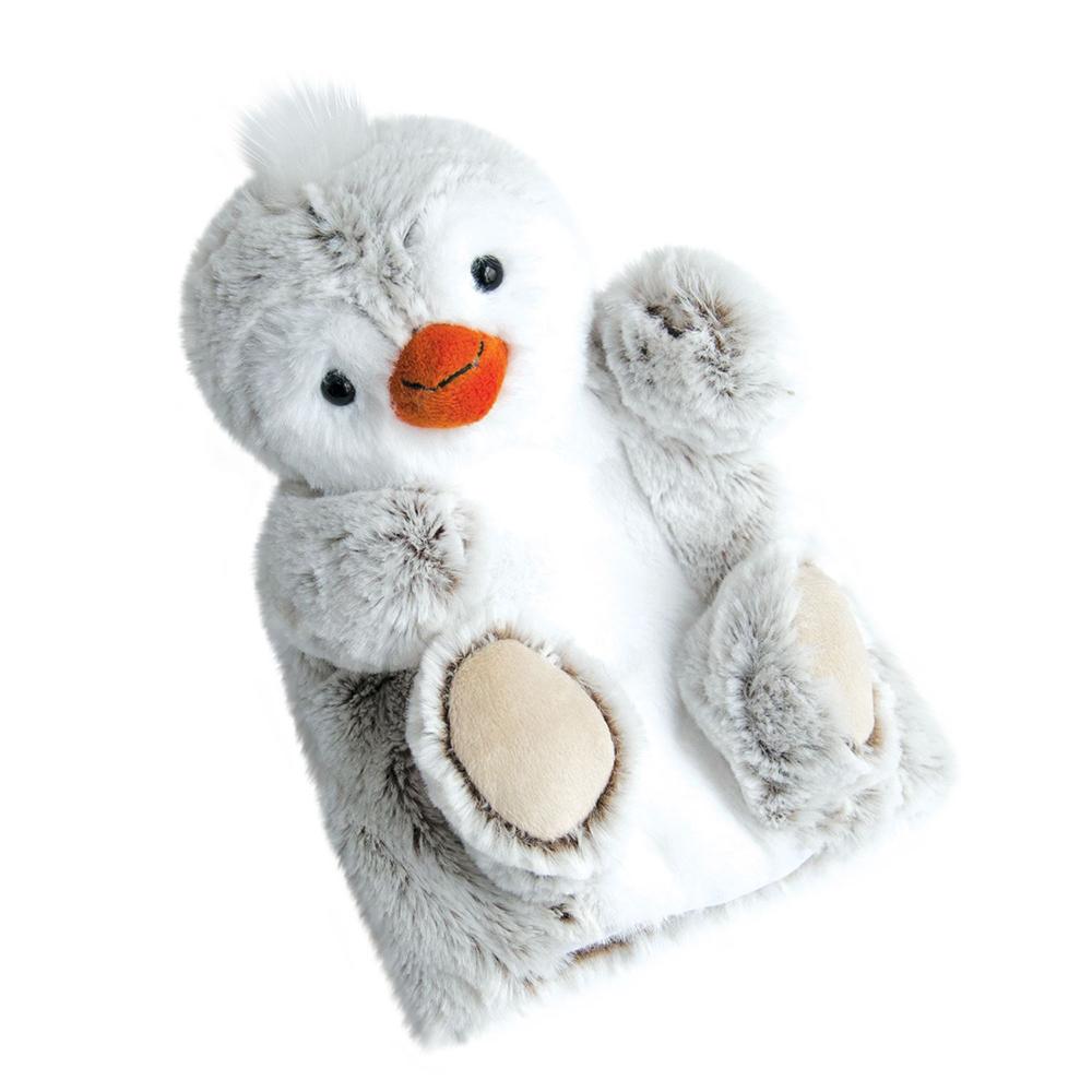 Douce Marionnette - Pinguin Puppet 25 cm