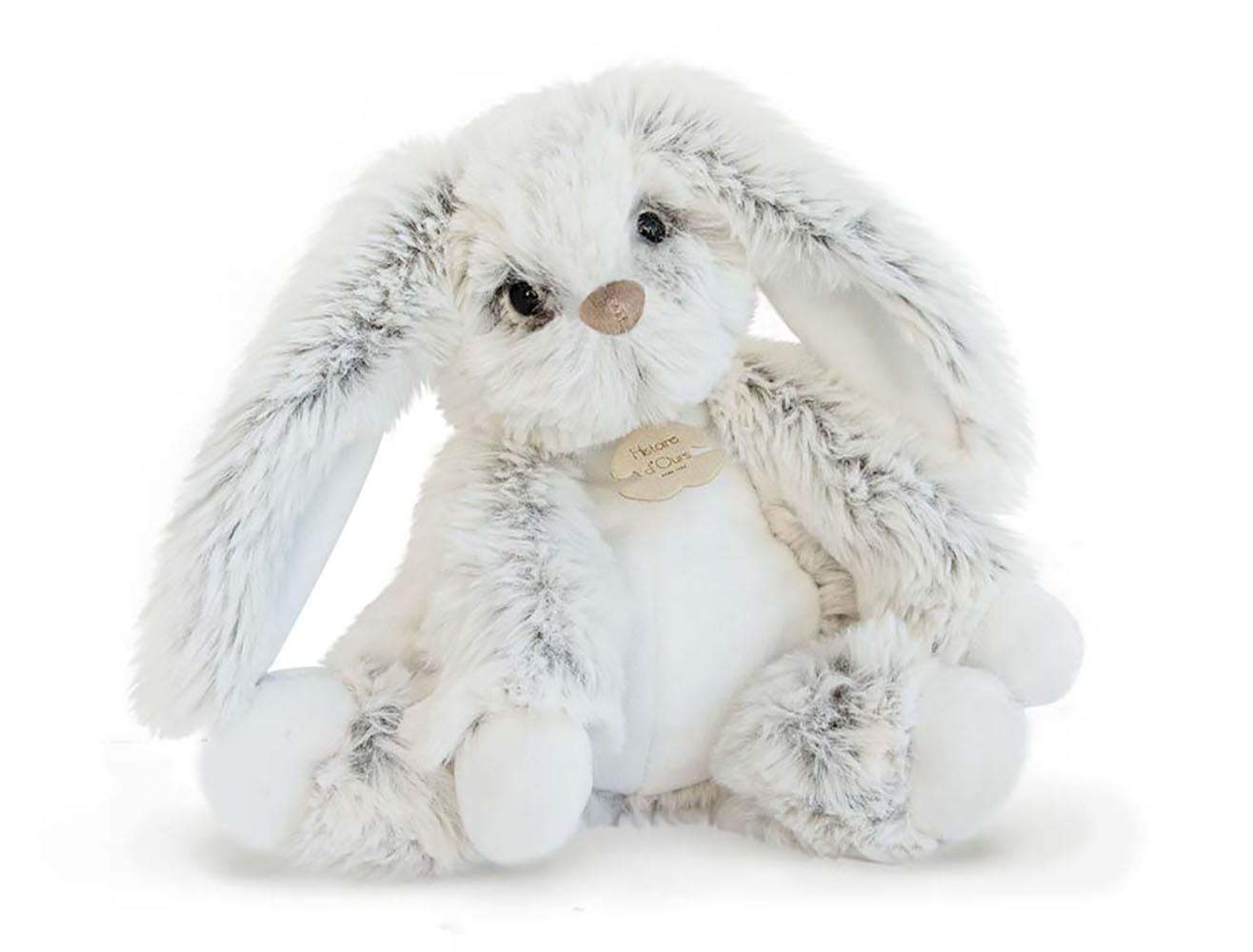 Softy Collection-Lapin perle 25 cm