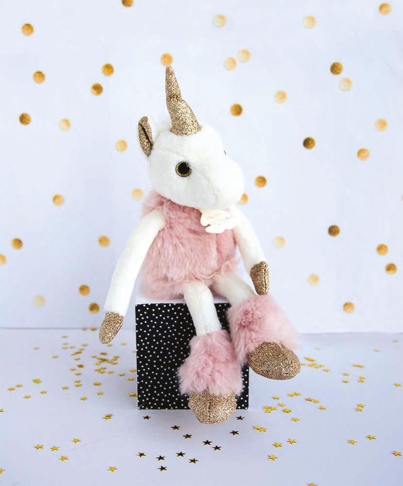 Happy Family Twist - Unicorn 10 inches
