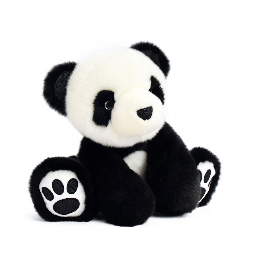 Jungle Chic - So Chic Panda Black 25 cm