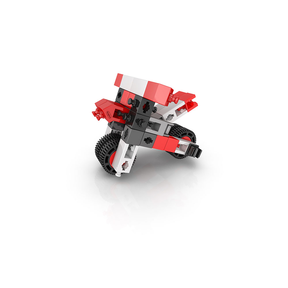 Inventor - 4 Models Motorbikes