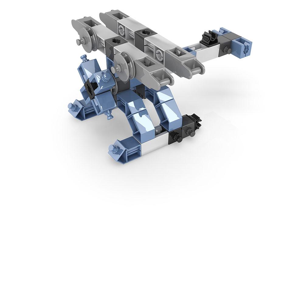Inventor 8 Models Aircrafts