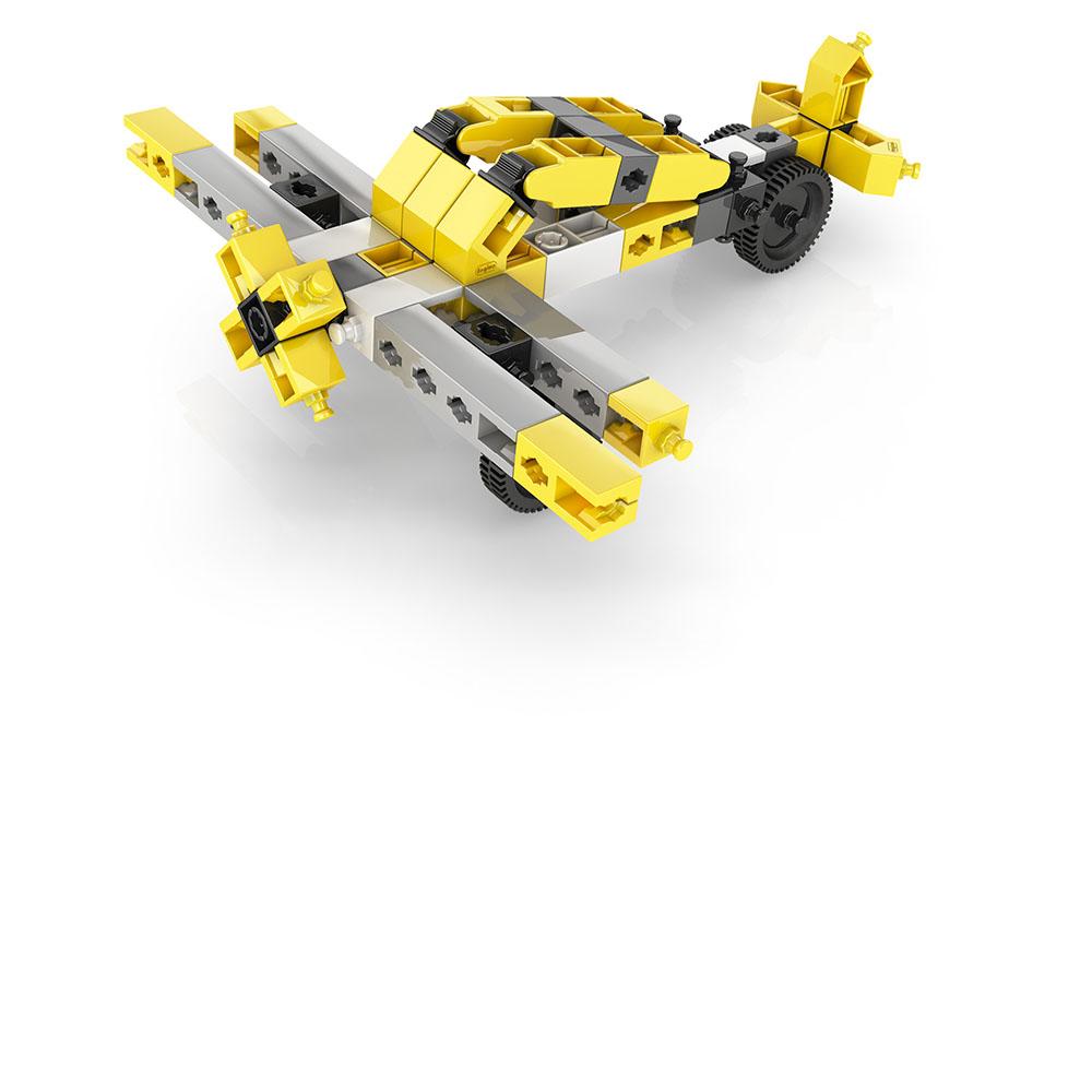 Inventor 120 Models Motorized Set - Multi Models
