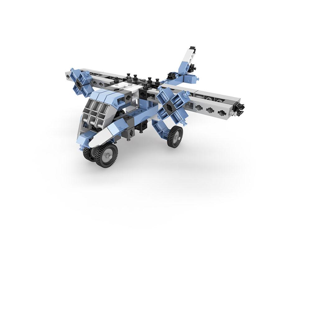 Inventor 12 Models Aircrafts