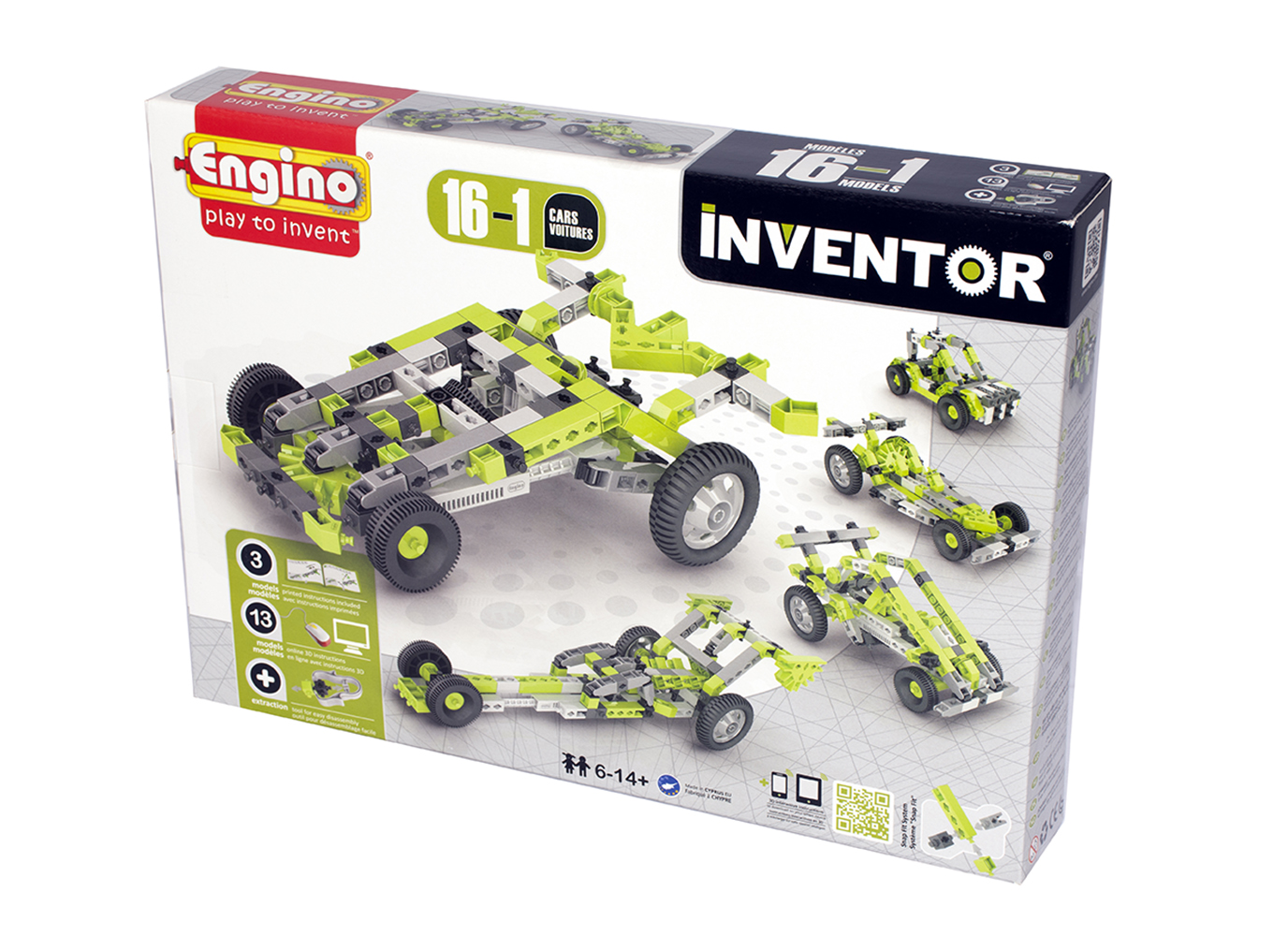 Inventor16 Modèles Voitures