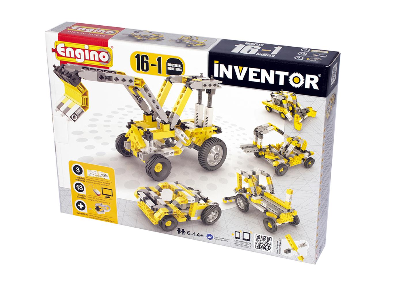 Inventor 16 Models Industrial