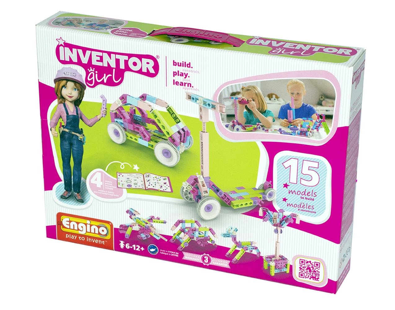 Inventor Girls 15 Modèles