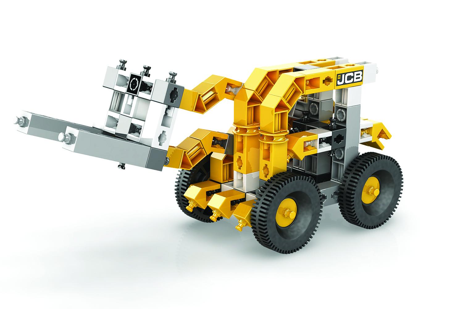 JCB Construction Series Tipper Truck