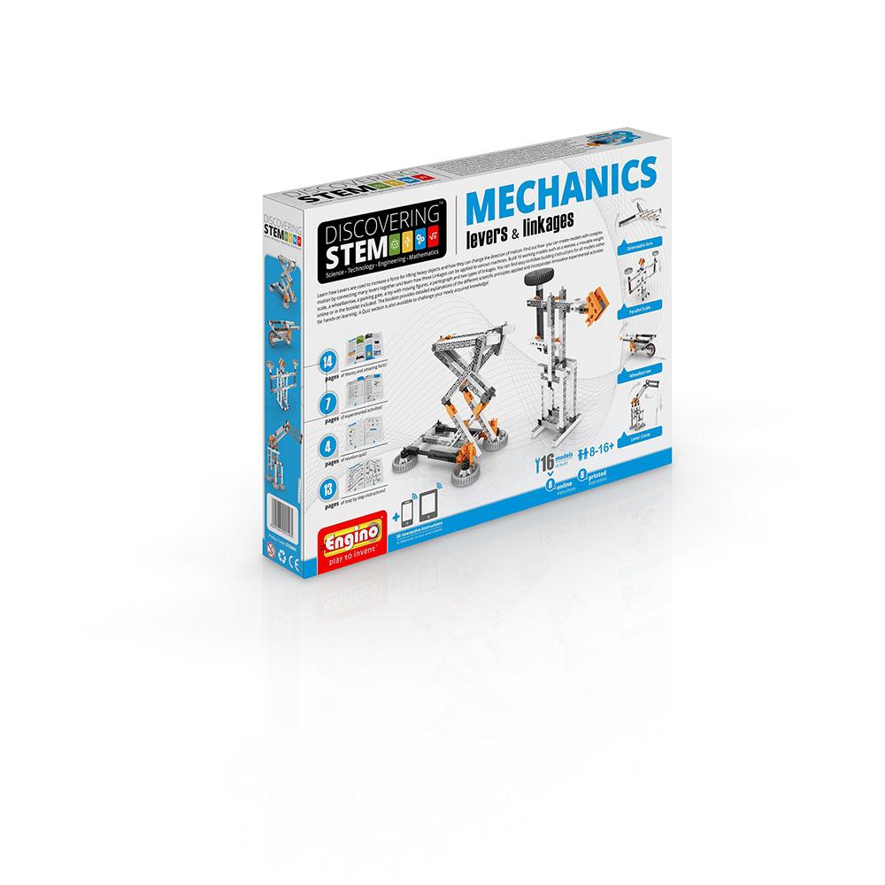 Stem Mechanics Levels & Linkages