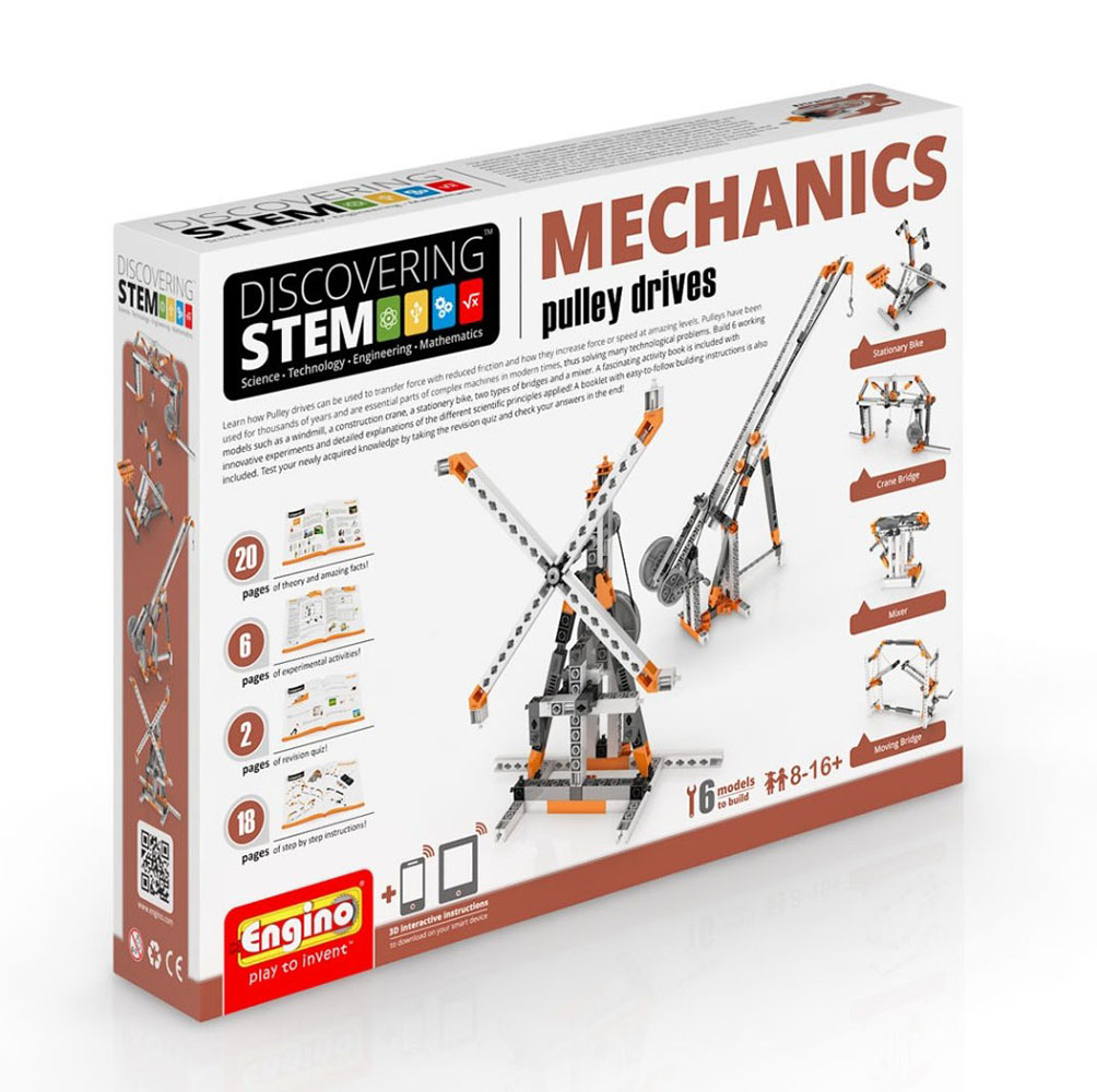 Stem Mechanics Poulies