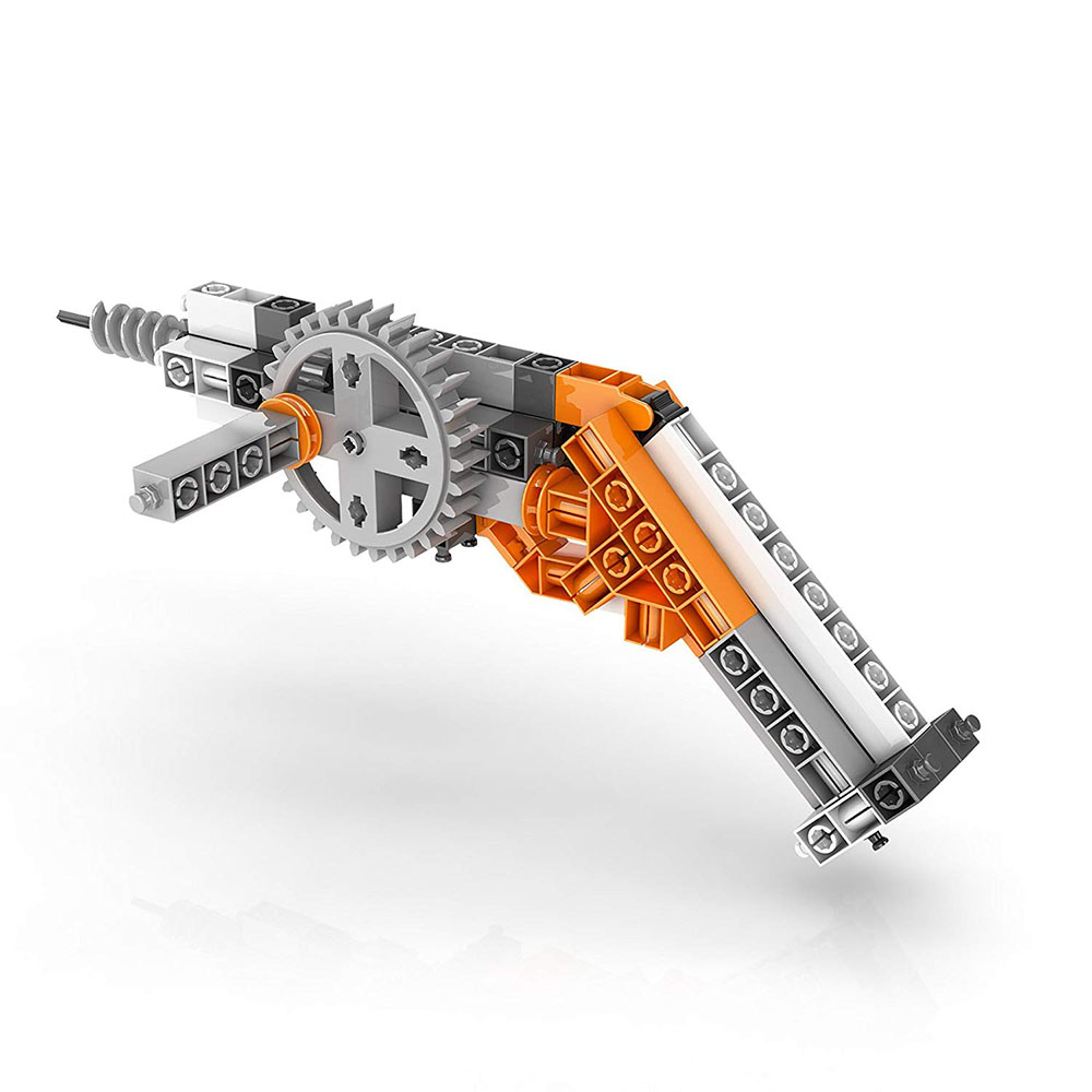 Stem Mechanics Gear & Worm drives