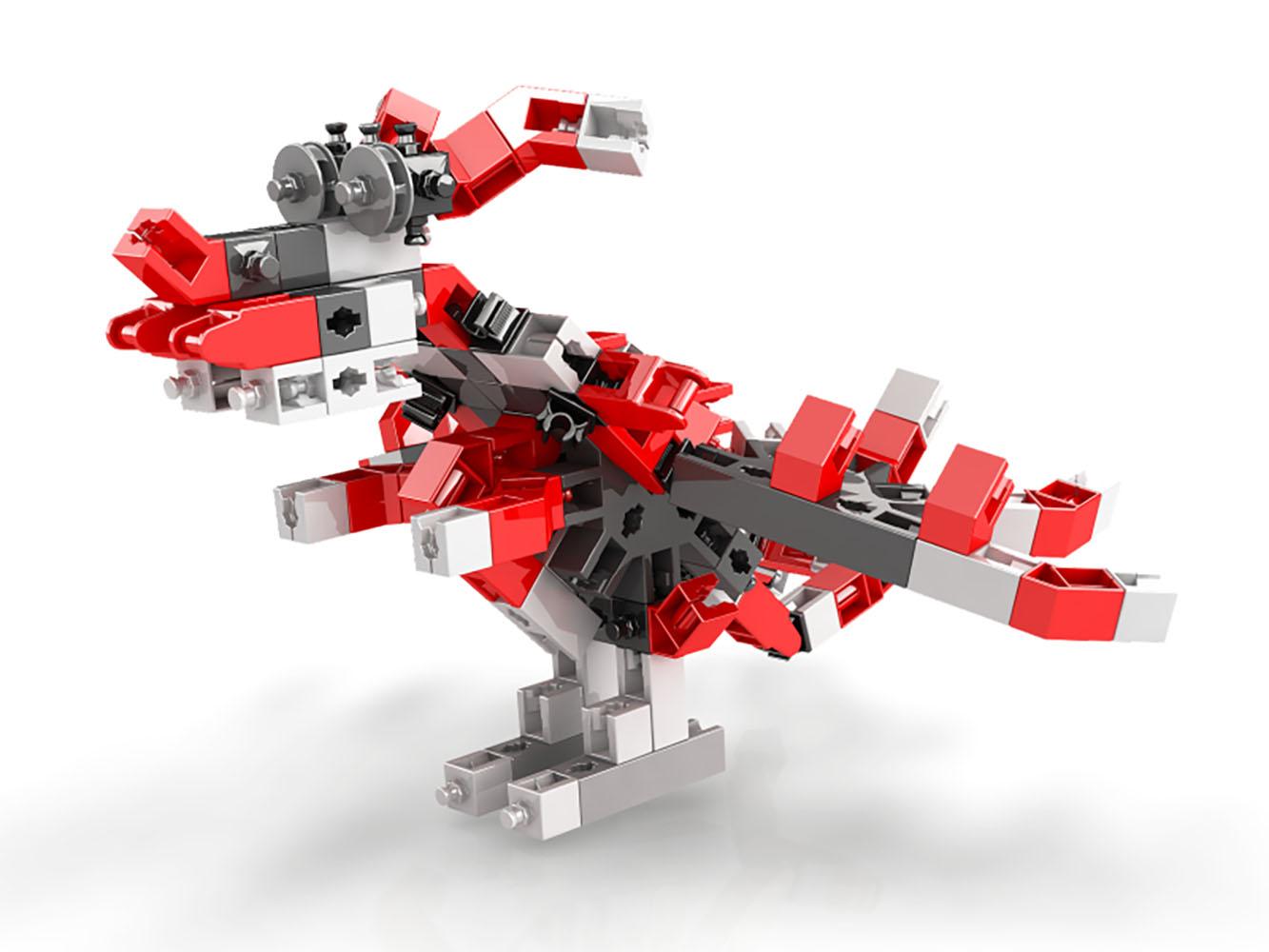 Stem Dragons Evolution