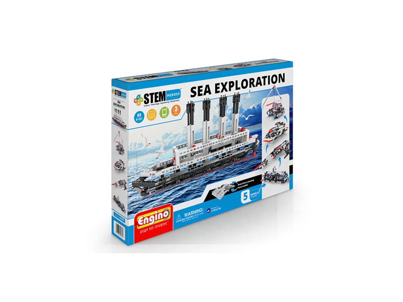 Stem Exploration de la mer