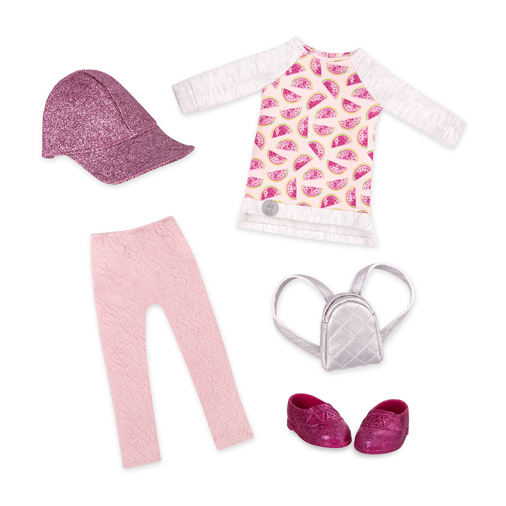Glitter Girls Doll Deluxe Leggings and Top Outfit 14