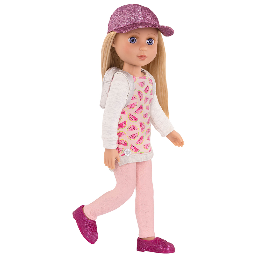 Glitter Girls Deluxe Outfit - Head to toe glimmer for 14'' doll