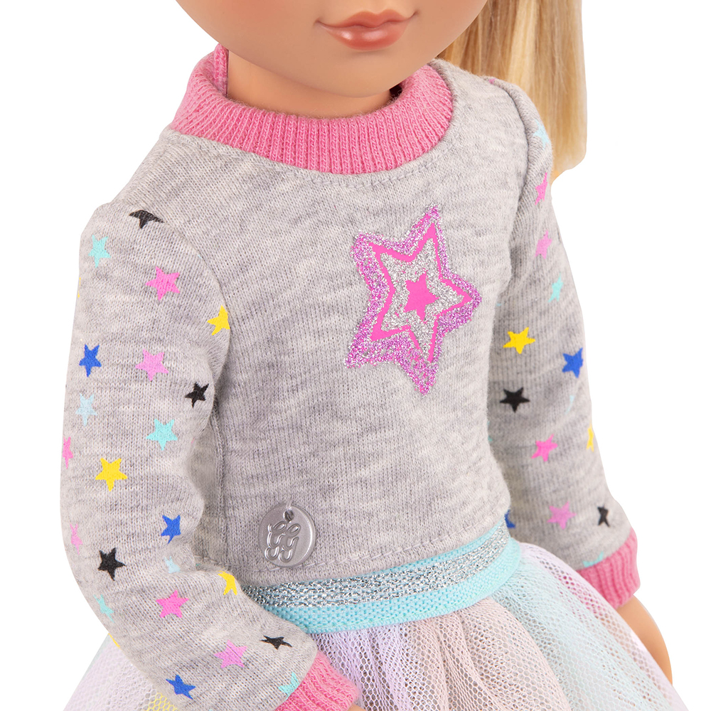 Glitter Girls Outfit - Shine Bright for 14'' doll